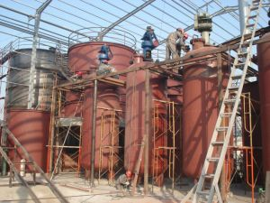 Liquid Phase Process Sodium Silicate Plant pictures & photos