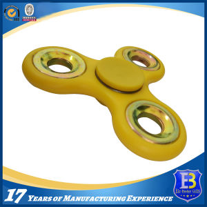 ABS Yellow Fidget Spinner for Promotion pictures & photos