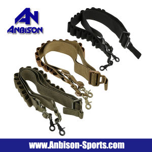 Anbison-Sports Two Points Shotgun Sling and Shotgun Shell Holder pictures & photos
