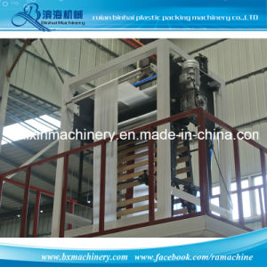 Manufacturer of Quality Film Blowing Machine Rotary Die Friction Rewinder pictures & photos