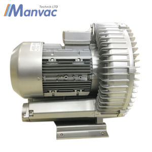 5.5kw Regenerative Blower for Laser Rust Removal pictures & photos