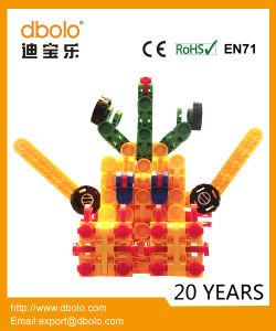 Demountable Deformed 3D Building Blocks Toy Brick Plastic Block pictures & photos