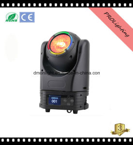 60W RGBW +8*0.5W RGB LED Moving Head Light