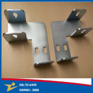 High Quality Zinc Plate Profiling Metal Parts From Beijingyinhexingtai Factory pictures & photos