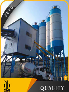 Hzs120 Concrete Mixing Plant Machine pictures & photos
