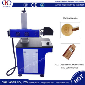 30W CO2 Laser Printing Marking Engraving Machine for Artware Plastic Eyeglasses pictures & photos