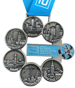 Marathon Medal for World Marathon Majors