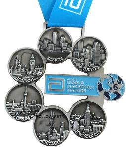 Marathon Medal for World Marathon Majors pictures & photos
