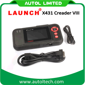 Launch X 431 Creader, VIII Auto Code Reader, Launch X431 Creader VIII Comprehensive Diagnostic Launch Creader 8 pictures & photos