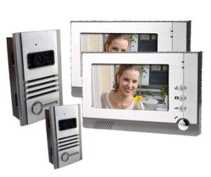 Protection Video Door Phone Doorbell with Intercom System pictures & photos