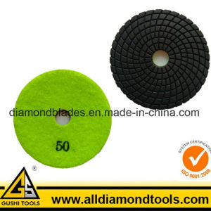 5 Step Diamond Polishing Pad pictures & photos