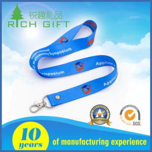 Custom Printed Lanyard with Logo Design for Private Person pictures & photos