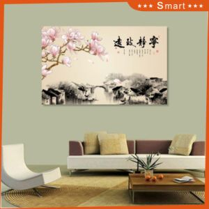 """Silent Zhi Yuan"" Corrugated Board for The Living Room Decoration Model No.: Wl-006 pictures & photos"