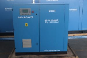 18.5kw 8 Bar Screw Type Air Compressor pictures & photos