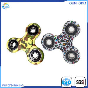 Bearing Toy Aluminum Alloy Copper Camouflage Finger Fidget Spinner pictures & photos