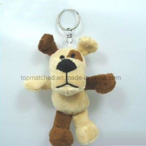 Wholesale Promotional Dog Keychain Plush Toy for Kids pictures & photos