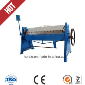 Harsle Brand China Factory Manual Folding Machine pictures & photos