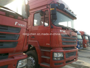 Used Second Hand Shacman Tractor Head Truck 380HP for Sale pictures & photos