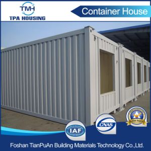 Modular Design Prefab Flat Pack Shipping Container Homes pictures & photos