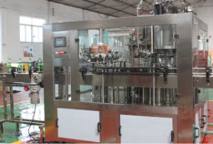 SGS BCGF24-24-6 Glass Bottle Beer Washing Filling Capping 3-in-1 Machine pictures & photos