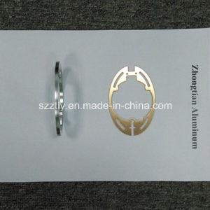 OEM CNC Customized Anodizing Aluminium/Aluminum Extrution Profile with Polished/Glossy pictures & photos