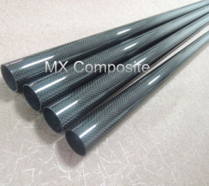 High Quality 3k Carbon Fiber Tube for R/C Aircraft Taile Pipe pictures & photos