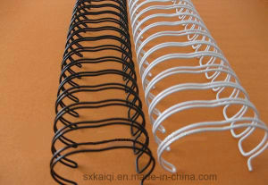 Double O Bindings Steel Wire Twin Ring pictures & photos