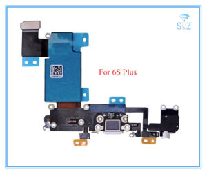 Mobile Phone Dock Charger Port Connecter Flex for iPhone 6s Plus 5.5 pictures & photos
