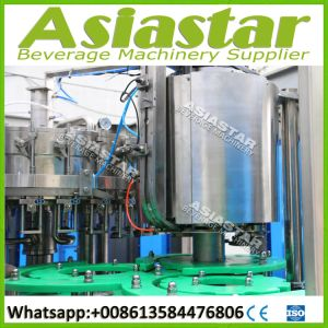Automatic Carbonated Drink Plastic Bottle Filling Machine Equipment pictures & photos
