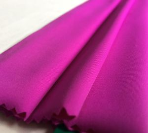 Dull Nylon Spandex Plain for Swimwear Fabric (HD1402258) pictures & photos
