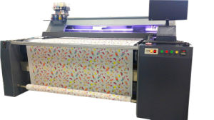 Large Format Digital Textile Printing Machine pictures & photos