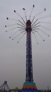 Flying Tower, Necessary Equipment for Amusement Park and Playground pictures & photos