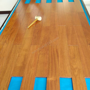 Jatoba Hardwood Flooring Solid Jatoba Wood Flooring with Natural Color pictures & photos
