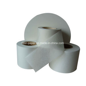 Manufacturer Wholesale 14GSM Roll Heat Seal Tea Bag Filter Paper pictures & photos