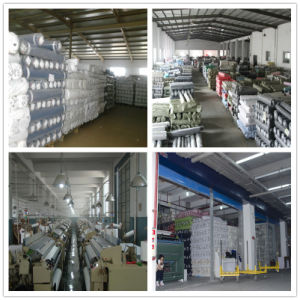 Woven Textile Factory Spandex Stretch Nylon Cotton Fabric for Garment pictures & photos