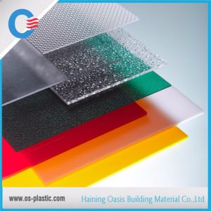 Factory Price Polycarbonate Embossed Solid Sheet Roofing Polycarbonate Solid Sheet pictures & photos
