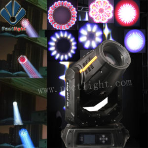 10r 280W Beam Spot Wash 3 in 1 Moving Head Stage Light pictures & photos