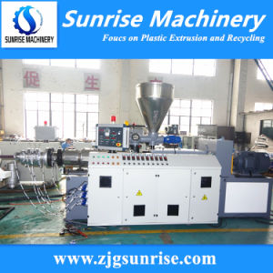 Plastic Extruder Plastic Pipe Extruder PVC Pipe Extrusion Machine pictures & photos