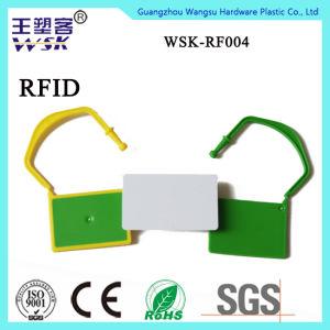 Wsk-RF004 RFID Security Seal Dubai Wholesale Market
