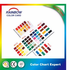 300 GSM Artpaper High Quality Customized Color Card pictures & photos