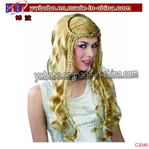 Party Product Afro Party Wig Carnival Wedding Decoration (C3046) pictures & photos