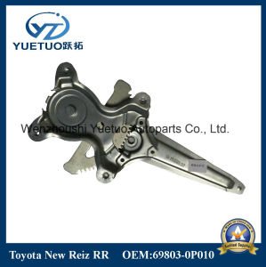 Window Regulator for Toyota Car New Reiz 69803-0p010 pictures & photos