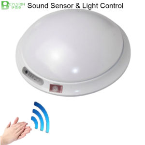 12W LED Sound Sensor&Light Control Ceiling Lamp Lights pictures & photos