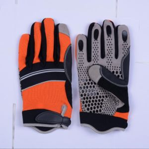 Mechanical Silicone Work Safety Labor Protect Glove pictures & photos