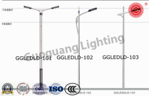 Ggledld-101102103 Patent Design IP65 High Quality 6m-12m LED Street Lights pictures & photos