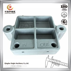 ASTM Aluminum Resin Sand Casting Components pictures & photos