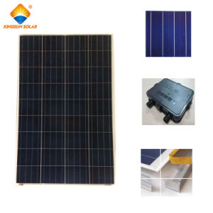 Solar Polycrystalline Silicone Panels (KSP155W) pictures & photos