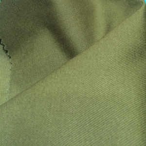 Pure Cotton Twill Thicken Pant Fabric