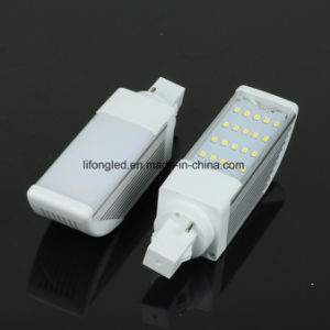 China Factory 5W G24 PLC SMD2835 LED Plug Light pictures & photos