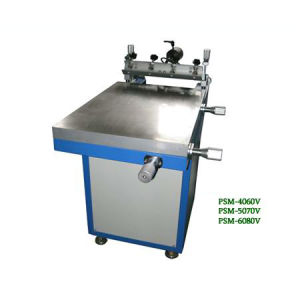 Manus Precision Screen Printer with Vacuum Table (PSM-4060V, PSM-5070V, PSM-6080V)